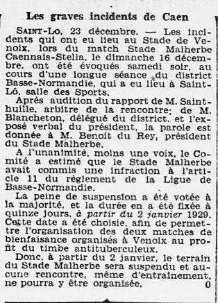 Ouest Éclair 24 décembre 1928
