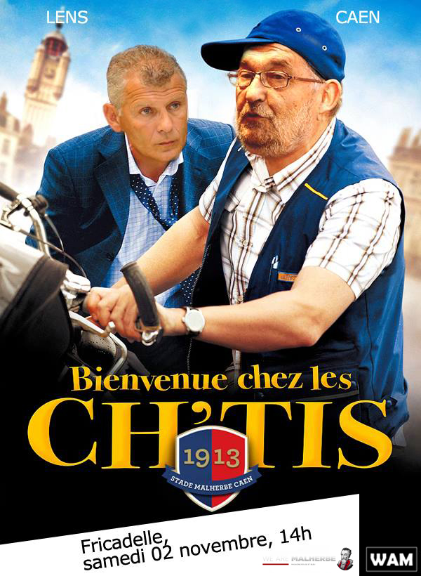 Lens - Caen