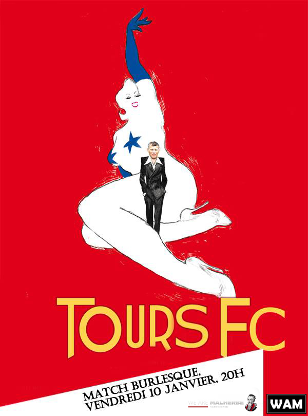 Tours - Caen