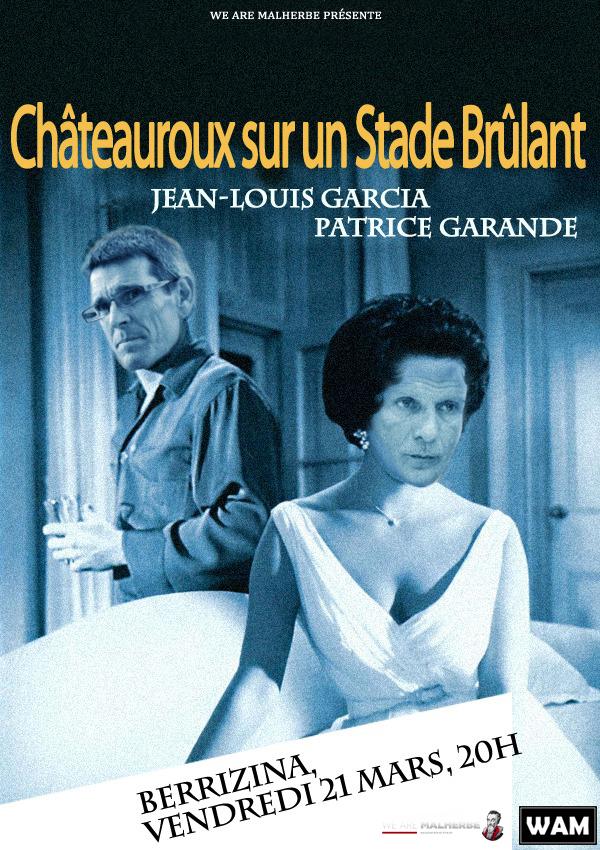 Chateauroux - Caen