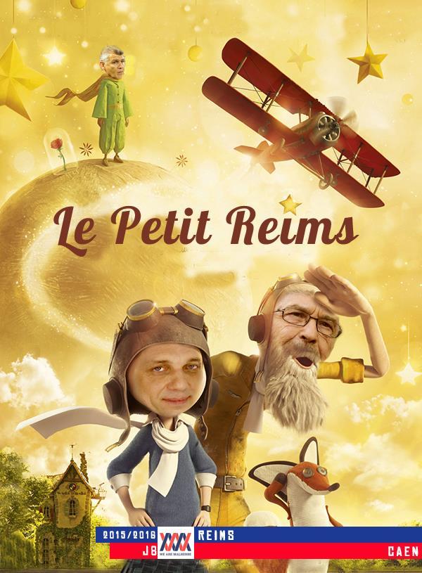 Reims - Caen