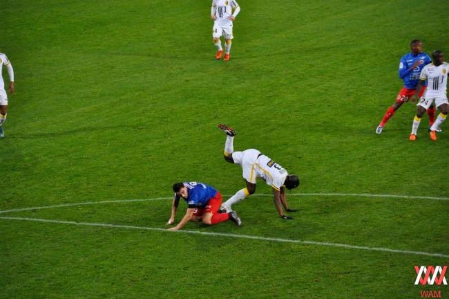 Les joueurs de foot sont de plus en plus présents sur twister.