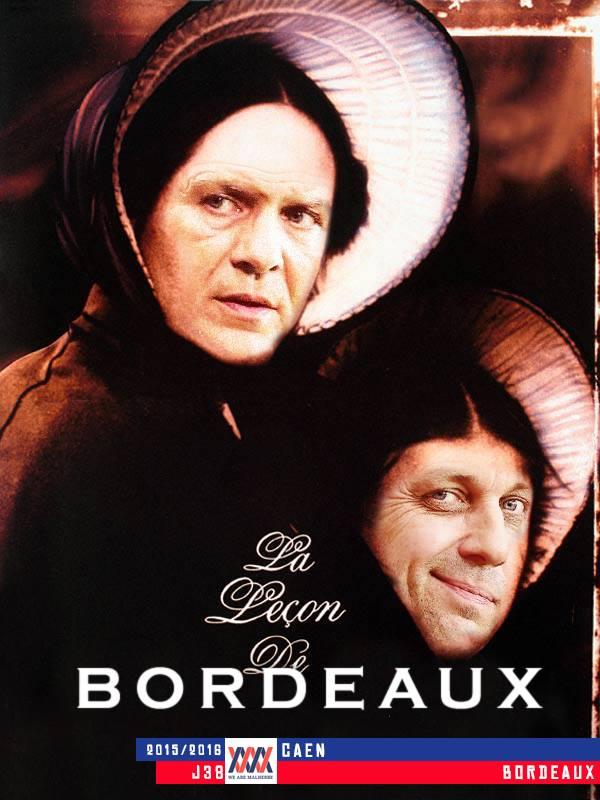 Caen - Bordeaux