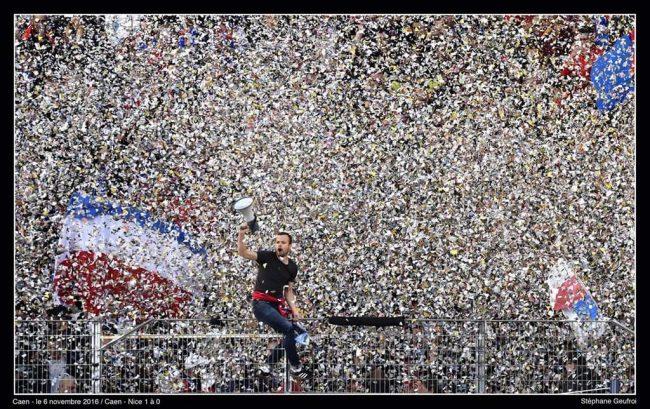 Quand tu refais le Carnaval de Nice. Photo : Stéphane Geufroi - OuestFrance.