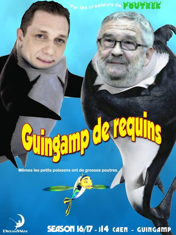 Caen - Guingamp