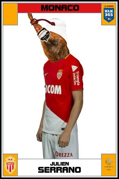 Monaco - Caen