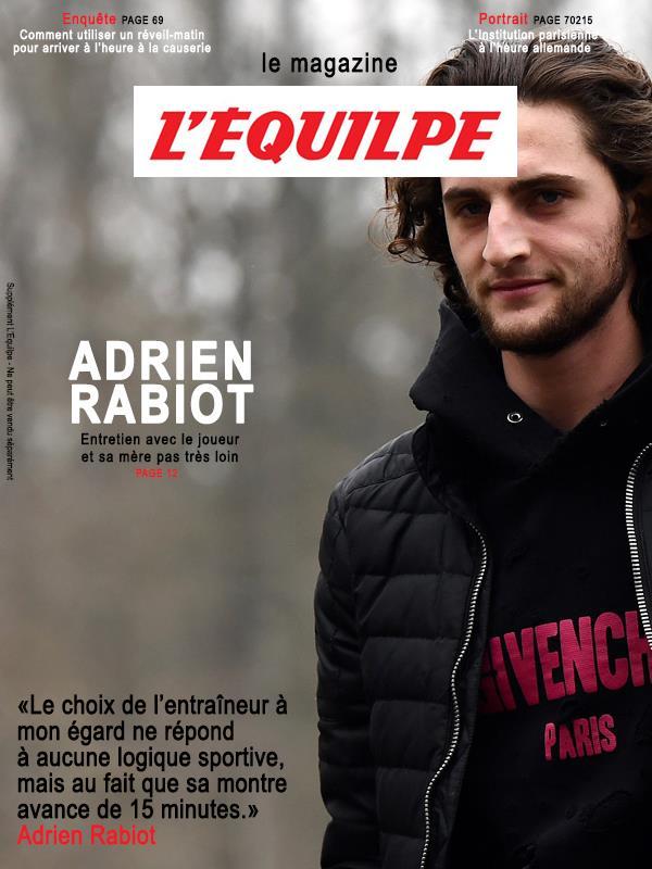 L'Equilpe Mag après Caen - Rennes