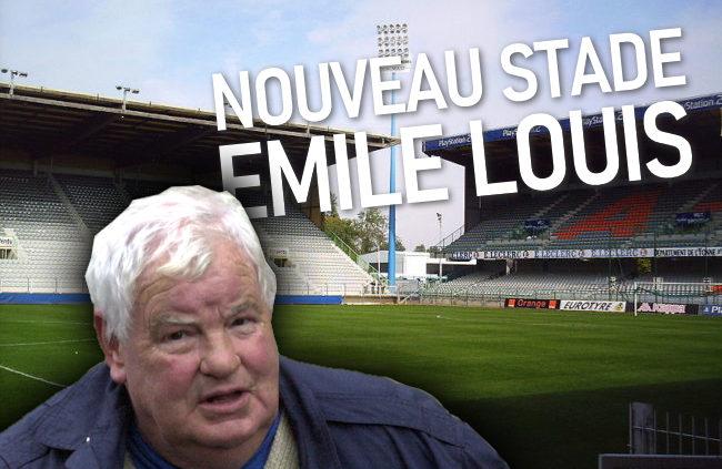L'Abbé Deschamps devient le Stade Emile Louis