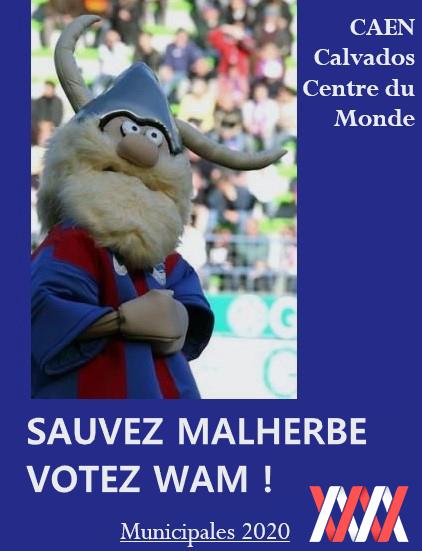 Votez WAM aux Municipales 2020