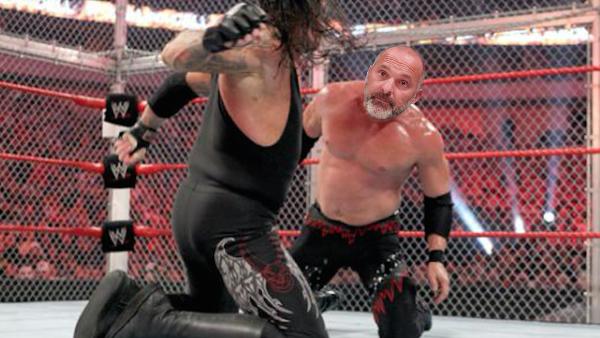 Dupraz Undertaker Hell in a Cell
